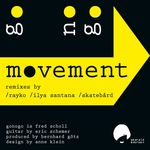 GO NOGO - Movement (remixes) (Front Cover)