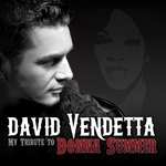 VENDETTA, David - My Tribute To Donna Summer (Front Cover)