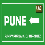 SUNNY PURBA feat MISS SMITZ - Pune (Back Cover)