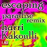 HARRI KAKOULLI - Escaping Paradise remix (Front Cover)