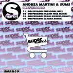 ANDREA MARTINI/SUMS - Desperados (Front Cover)