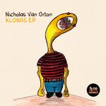 NICHOLAS VAN ORTON - Klonas (Front Cover)