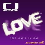 CJ MOLOTOV - Love EP (Front Cover)