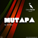 NIK WEST - Mutapa (Front Cover)