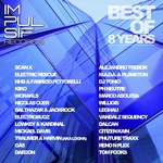 VARIOUS - Impulsif Records: Best Of 8 Years (Front Cover)