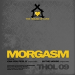 MORGASM - Can You Feel It (Front Cover)