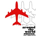 PROTOJE feat CHRIS WATTS - Around The World (Front Cover)