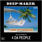 DEEP-MAKER - 5 Min In Paradise (Front Cover)