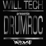 WILL TECH/DRUMROC - Will Tech pres DRUMROC (Front Cover)