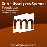 UYSAL, Sezer presents SPENNU - Feedback (Front Cover)