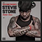 TECH N9NE pres STEVIE STONE - Rollin' Stone (Front Cover)