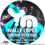 LOPEZ, Wally - Drums Revenge (Front Cover)