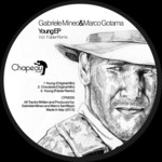GABRIELE MINEO/MARCO GOTAMA - Young EP (Front Cover)