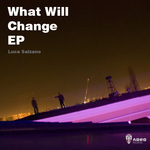 SALZANO, Luca - What Will Change EP (Front Cover)