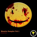 VARIOUS - Massive Sampler Vol 1 (Front Cover)