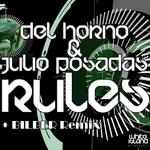 DEL HORNO/JULIO POSADAS - Rules (Front Cover)