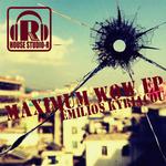 KYRIACOU, Emilios - Maximum WoW EP (Front Cover)