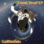 GADMANDUBS - Cosmic Dreads EP (Front Cover)