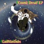 GADMANDUBS - Cosmic Dreads EP (Back Cover)