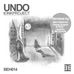 TONKPROJECT - Undo (Front Cover)