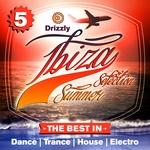 VARIOUS - Drizzly Ibiza Summer Selection Vol 5 (The Best In Dance Trance House Electro) (Front Cover)