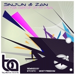 SINJUN/ZAN - Get Your Dubstep Off My Lawn (Front Cover)