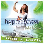 HYPNOFONIA feat MELYNIA - Time 2 Party (Front Cover)