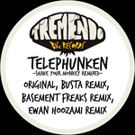 TELEPHUNKEN - Shake Your Monkey remixed (Front Cover)