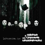 DIATRIBE & THE CRIMSON UNDERGROUND - Information Age (Front Cover)
