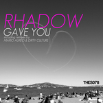 RHADOW - Gave You (Front Cover)