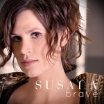 SUSANA/VARIOUS - Brave (Front Cover)
