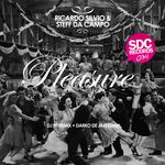 DA CAMPO, Steff/RICARDO SILVIO - Pleasure (Front Cover)