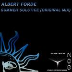 FORDE, Albert - Summer Solstice (Back Cover)