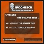 VAZARD - The Orange Tree (Front Cover)