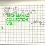 STANA/JOHANN STONE/QBASS/FLICKA - Tech Maniac Collection Vol 1 (Front Cover)