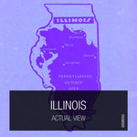 ACTUAL VIEW - Illinois (Front Cover)