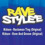 KIDSON - Rastaman Ting (Front Cover)