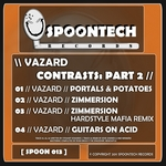 VAZARD - Contrasts: Part 2 (Front Cover)