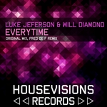 JEFERSON, Luke/WILL DIAMOND - Everytime (Front Cover)
