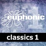 VARIOUS - Euphonic Classics Vol 1 (Front Cover)