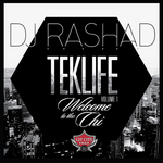 DJ RASHAD - Teklife Vol 1: Welcome To The Chi (Front Cover)