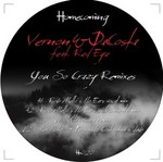 VERNON & DACOSTA feat RED EYE - You So Crazy - Remixes (Front Cover)