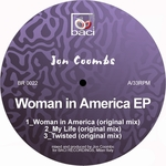 COOMBS, Jon - Woman In America EP (Front Cover)