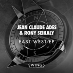 JEAN CLAUDE ADES/RONY SEIKALY - East West EP (Front Cover)