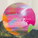 NAKED & THE FAMOUS - Young Blood (Tiesto & Hardwell Remix) (Front Cover)