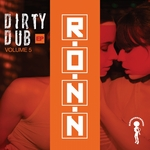CARROLL, Ron/RONN - Dirty Dub Vol 5 EP (Front Cover)