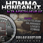 HONGANJI, Homma - Acta Apostolorum EP (Front Cover)