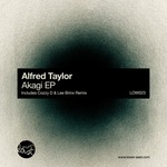 ALFRED TAYLOR - Akagi EP (Front Cover)