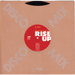TYRONE EVANS/GREENWOOD RHYTHM COALITION - Rise Up (Back Cover)