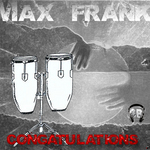 FRANK, Max - Congatulations (Front Cover)